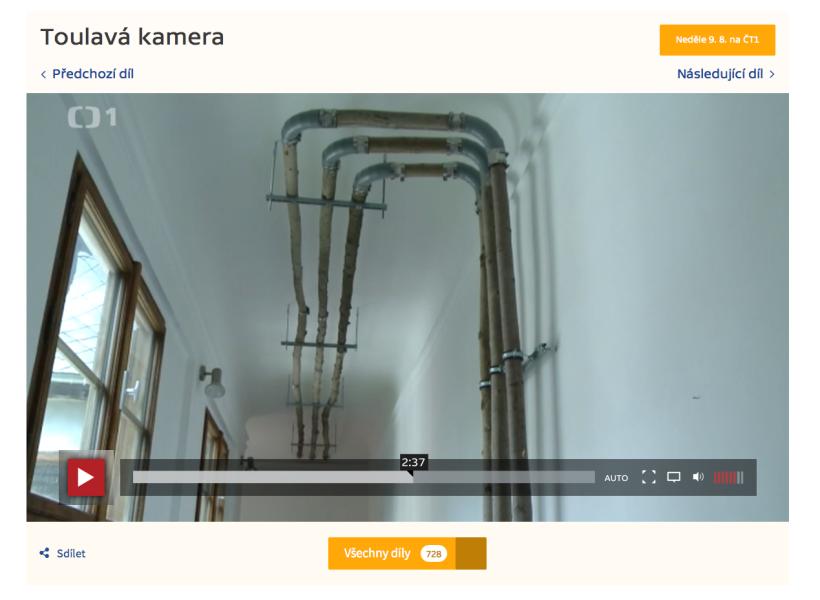 Toulava Kamera Zamek Trebesice 2.8.2015